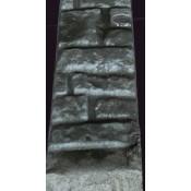 Stalpi gard beton turnat (2)